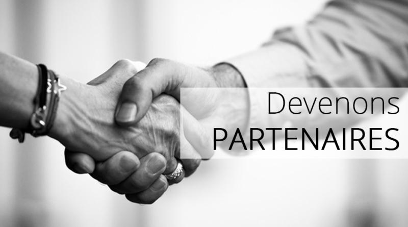 Devenons partenaires